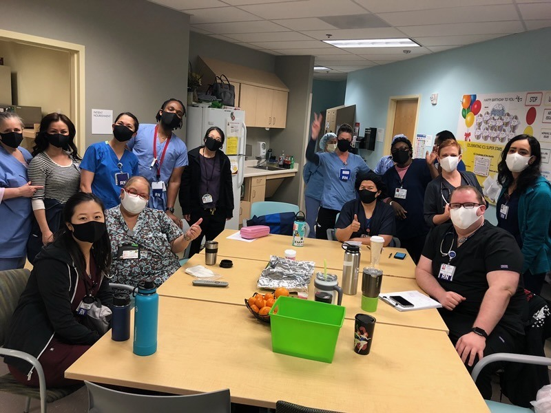 We Have Masks Donated to Kaiser San Leandro